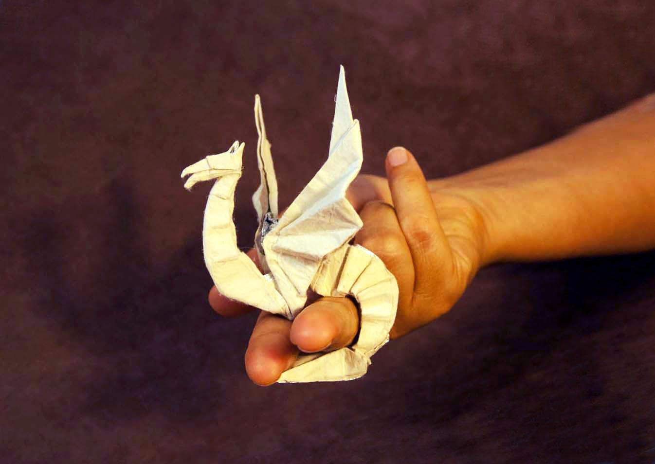 """Creating Origami 